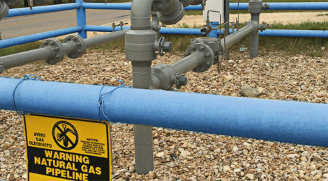 Natural Gas Pipeline Trace Oxygen Monitoring