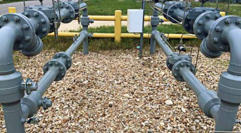 Natural Gas Pipeline – Contaminate Source Determination
